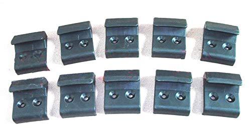 FidgetKute 10X Plastic Inner Jaw Clamps Coats Tire Changer Machine Protector Part
