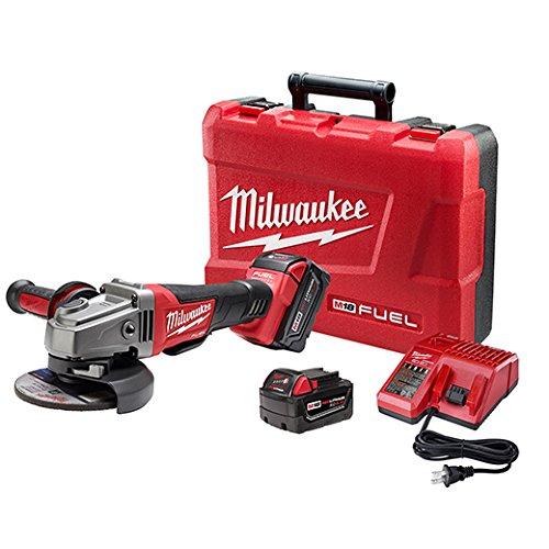 Milwaukee 2780-22 M18 Fuel 4-125 Pad Kit
