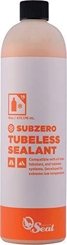 Orange Seal Cycling Subzero Tubeless Tire Sealant Refill 16 oz