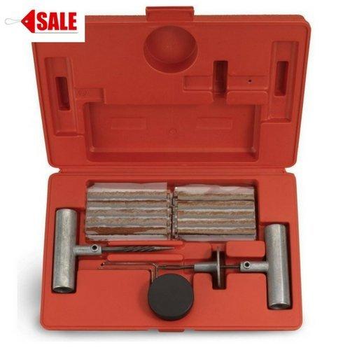 Car Tire Puncture Repair Kit Auto Professional String Plug Tyre Wheel Fix Tubeless Kits Automotive Tools - House Deals