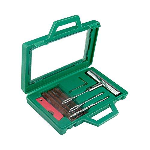 Plum Garden Car T-Handle Tire Plug tool Kit Tire Puncture plug rubber Strips repair tool  knife