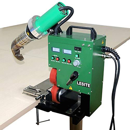 LESITE Tarpaulin Banner Table Hot Air Welding Machine Hem Welder PVC Welder 220V3600W welder
