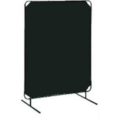 Tillman 6021064 6X4 14mil 1 Panel Green Vinyl Welding Curtain with