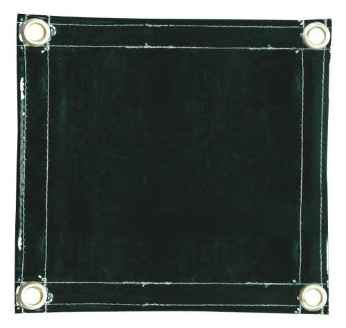 Tillman 602R610 6X10 14mil Green Vinyl Welding Curtain wGrommets a