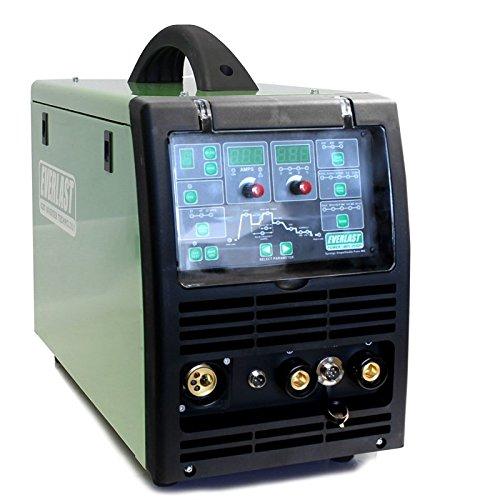 2019 Everlast PowerMIG 253Dpi GMAW-PSMAW 250A 220v 1PH