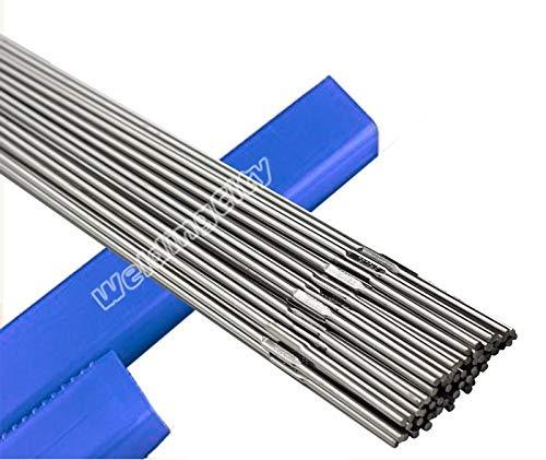 WeldingCity 1-Lb ER347 Stainless Steel TIG Welding Rods 0045x36