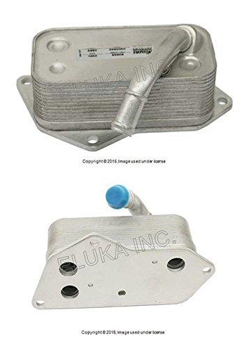 BMW Lubrication System Heat Exchanger Engine Oil Cooler 525i 525xi 530i 530xi 528i 528xi 530xi X5 30si X5 35iX X6 35iX 128i X3 30i X3 30si X1 28i X1 28iX Z4 30i Z4 30si Z4 30si Z4 28i Z4 30i 640iX 535i 535iX 535i 535iX 528i