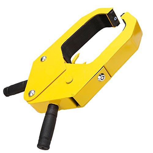 COOCHEER Car Wheel LockAnti Theft Tire Lock Clamp Boot Tire Claw Parking Car Truck RV Boat Trailer 45T