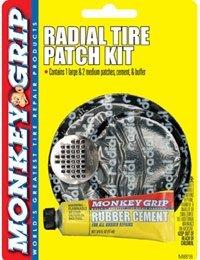 Monkey Grip M8816 Radial Tire Patch Kit