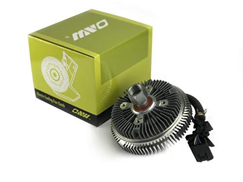 OAW 12-G3200 Electronic Cooling Fan Clutch for 02-09 Chevrolet Trailblazer SSR GMC Envoy Buick Rainier Isuzu Ascender Saab 9-7x Oldsmobile Bravada 42L 53L