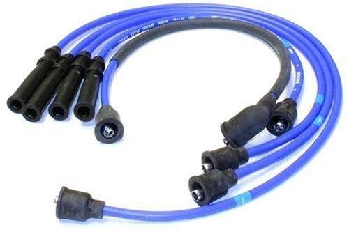 NGK 9124 ZX14 Spark Plug Wire Set