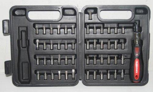 50 Piece Ratcheting Screwdriver Set