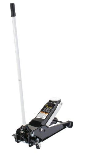 Omega 27035 Magic Lift BlackWhite Service Jack - 35 Ton Capacity