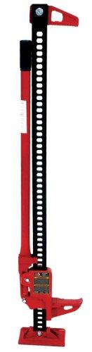 Torin Big Red 48 Ratcheting Off Road  Utility Farm Jack 3 Ton Capacity