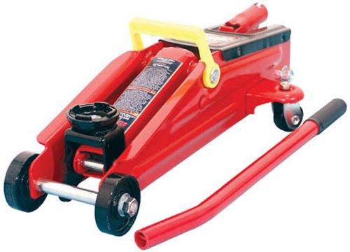 Torin Big Red Hydraulic Trolley Floor Jack 2 Ton Capacity