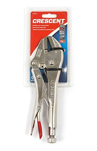 Crescent C10SVN 10 Straight Jaw Locking Plier
