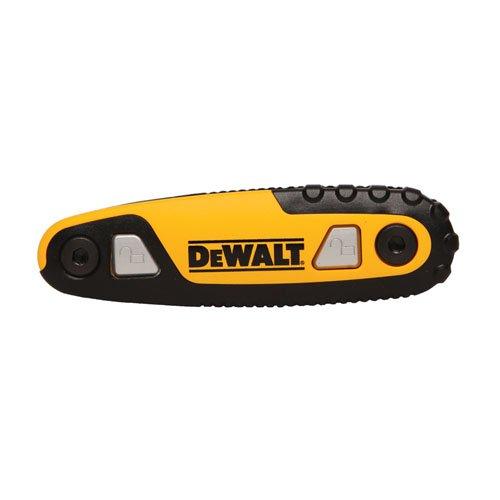 DEWALT DWHT70262M Folding Locking Hex Key Set SAE