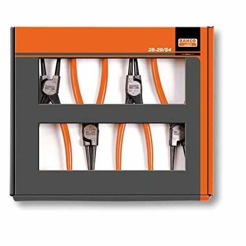 Bahco Circlip Pliers Set 4-Piece