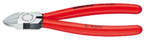 KNIPEX 72 01 160 SB Diagonal Flush Cutters
