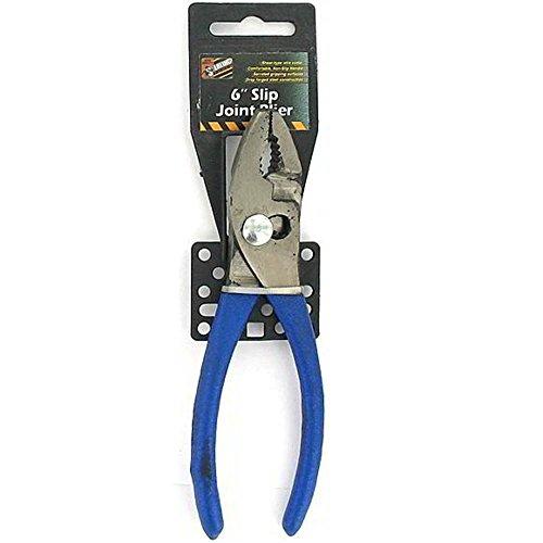72 6 Inch slip joint pliers