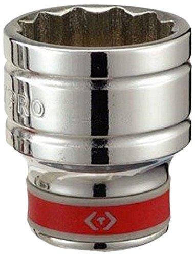 King Tony KT Pro C1820S90 2-1316-Inch SAE 12-Point 1-Inch Drive Socket