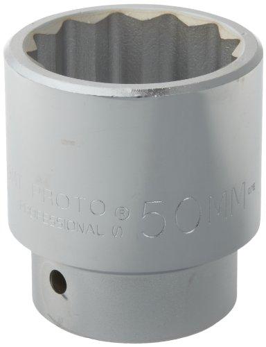 Stanley Proto  J5750MT  1-Inch Drive Socket 50mm 12 Point