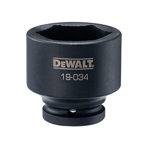 DEWALT 34 Drive Impact Socket 6PT 46MM