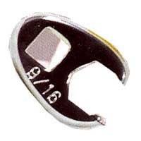 K Tool International KTI KTI27310 Crowfoot Flare Nut Wrench 10mm