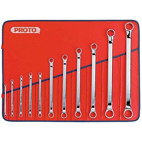 Proto J1100S-M Piece 12 Point Metric Box Wrench Set