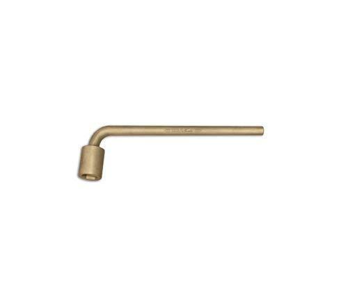 Ega Master 71366 - Angled Socket Wrench 19 Mm Non Sparking AlBron