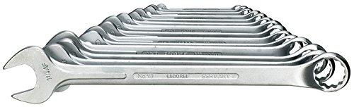 GEDORE 1 B-014 A Combination Spanner Set 14 pcs 516-114