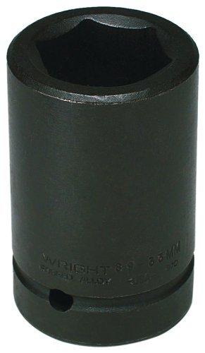 Wright Tool 89-32MM 32MM 1-Inch Drive 6 Point Deep Metric Impact Socket