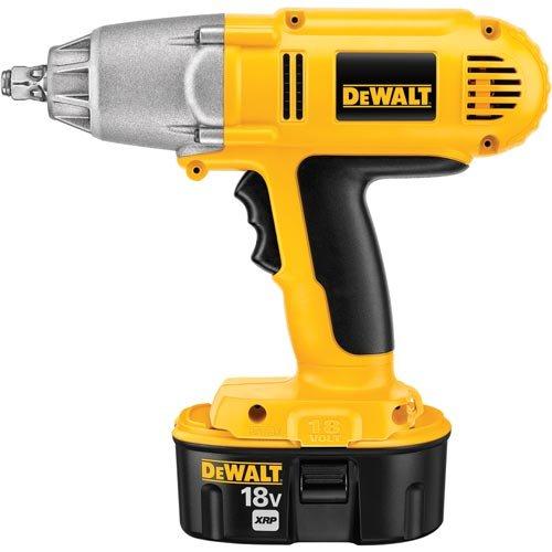 DEWALT DW059HK-2 12-Inch 18-Volt Cordless Impact Wrench with Hog Ring Anvil