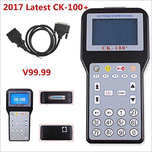 2017 Latest CK-100 Car Key Programmer V9999 Generation Multi-language SBB Tool