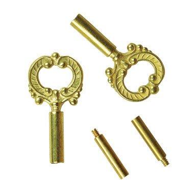 Jandorf Socket Keys 12 In 636 In 2 Brs Finish