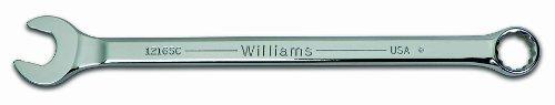 Williams 1234SC Super Combo Combination Wrench 1-116-Inch