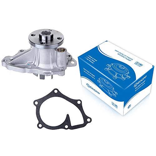 Engine Water Pump With Gasket ECCPP Fits 2005-2010 Lexus HS250h Pontiac 2001-2013 Toyota Matrix cAMRY 20L 24L