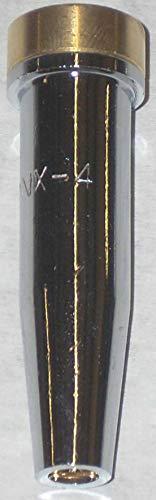 5 LP Propane Cutting Torch Tips 6290NX-4 Fit Harris