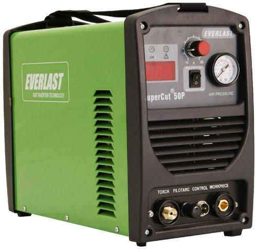 Everlast SuperCut 50 110v220v Inverter Plasma Cutter 50amp