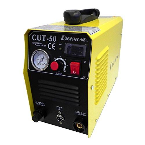 RICHMOND CUT50 AIR INVERTER PLASMA CUTTER 220V 50A