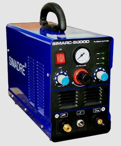 Simadre 5000d 110220v 50a Dc Inverter Plasma Cutter