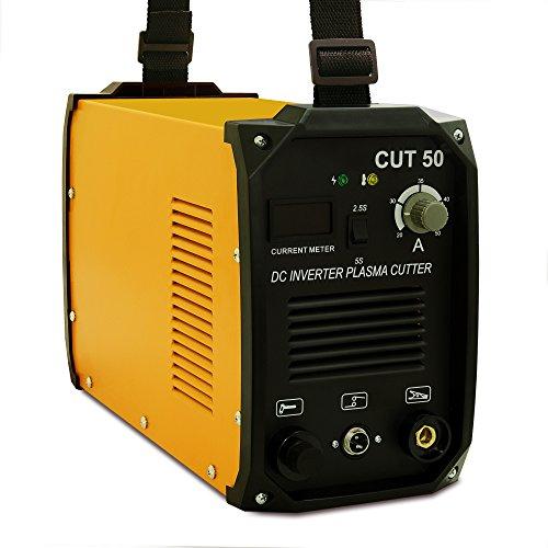 VIVOHOME DC Inverter Plasma Cutter Cutting Machine Dual Voltage 110V220V CUT-50