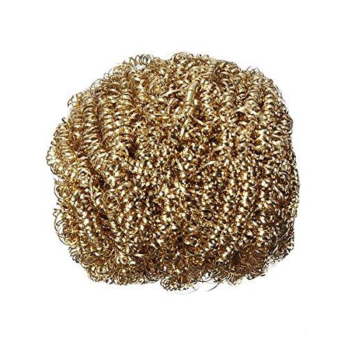 Mohoo Soldering Solder Iron Tip Home Cleaner Steel Wire Ball Sponge Ball Gadget Tool