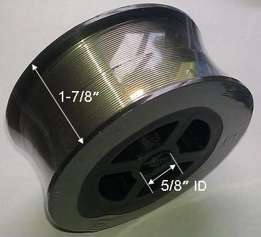 WeldingCity ER308L Stainless Steel MIG Welding Wire 2-Lb Spool 0045 12mm