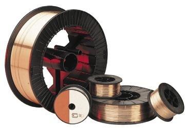 4 spools of Fema E70S-6 024 1lb General Purpose Mild Steel MiG welding wire