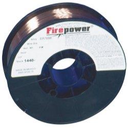 Firepower - ER70S-6 Mild Steel Welding Wire 030 11 Lbs