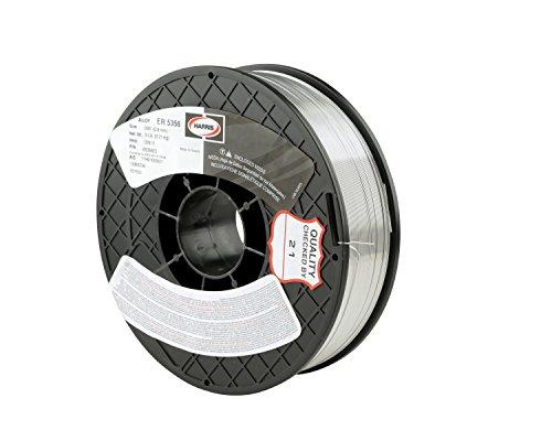 Harris 0535637 5356 Aluminum MIG Welding Wire 116 x 16 lb Spool
