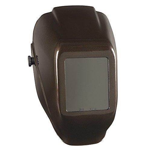 Jackson Safety W10 HLX Passive Welding Helmet 20508 Ultra-Lightweight Heavy Metal Graphic 2 Units  Case