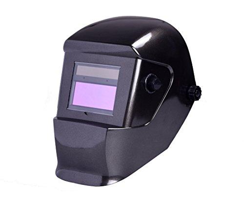 Bestmart INC Solar Powered Welding Helmet with Auto-Darkening Professional Mask with Adjustable Shade Range