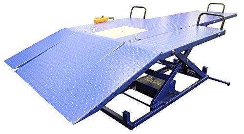 Kernel 2200 lb Motorcycle Trike ElectricHydraulic Lift Table
